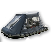 Full convertible cover for MERLIN series inflatable boats